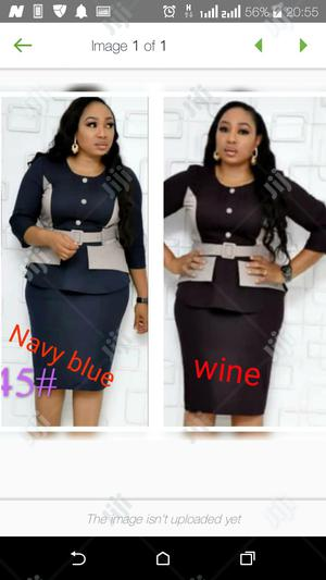 Female Miracle Skirt Blouse   Clothing for sale in Lagos State, Ikeja
