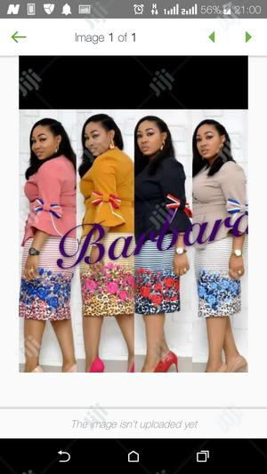 Female Babara Skirt Blouse | Clothing for sale in Lagos State, Ikeja