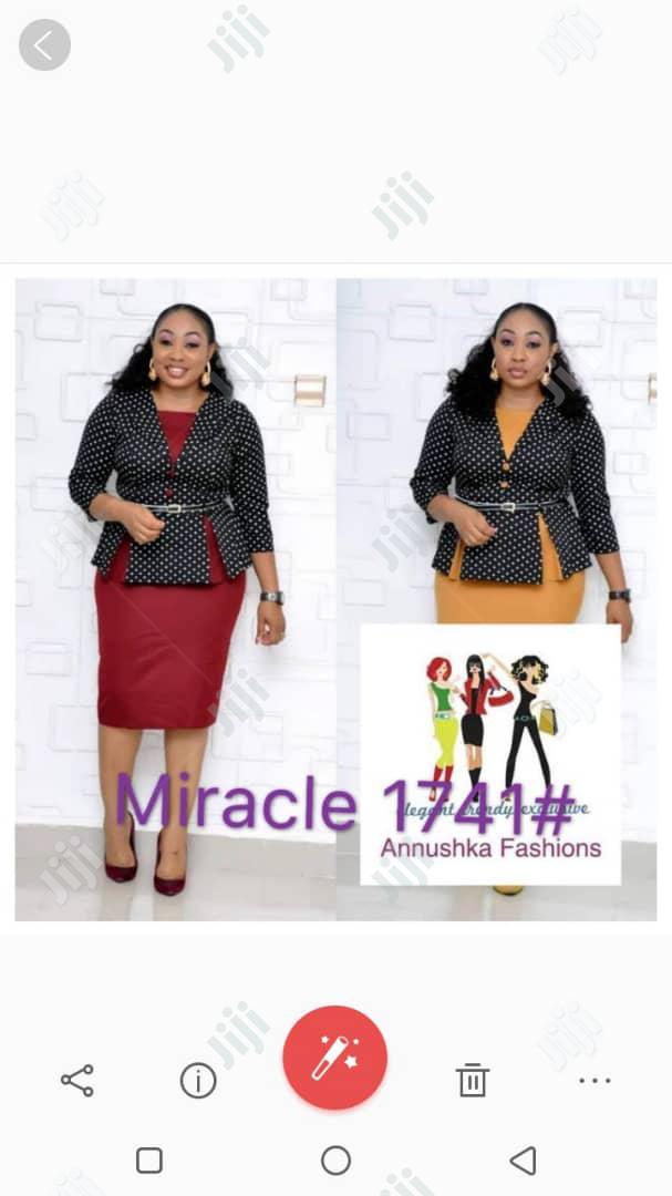 Women's Miracle Skirt Blouse