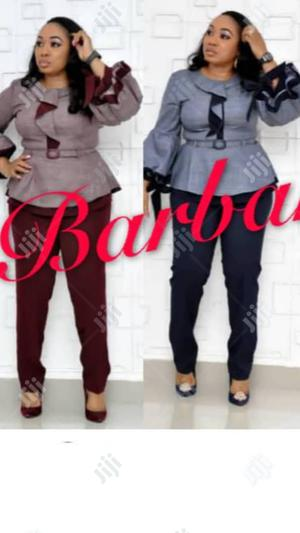 Female Babara Formal Trouser With Top | Clothing for sale in Lagos State, Ikeja