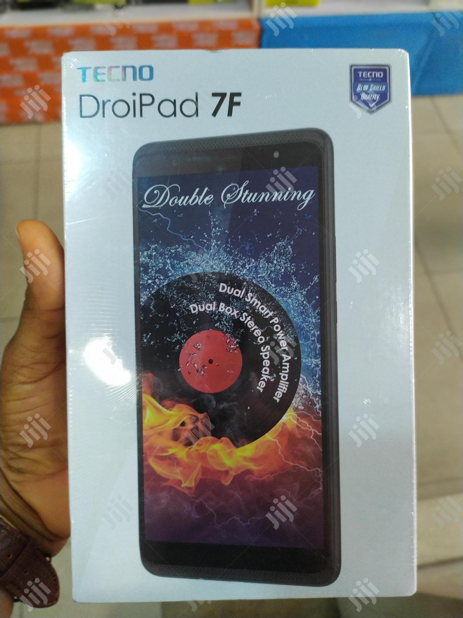 New Tecno DroiPad 7E 16 GB