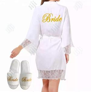 Bridal Robes   Wedding Wear & Accessories for sale in Lagos State, Magodo