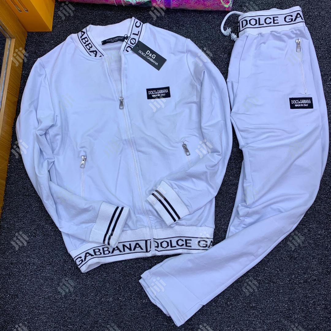 Dolce and Gabbana Joggers Swipe to Pick Your Preferred