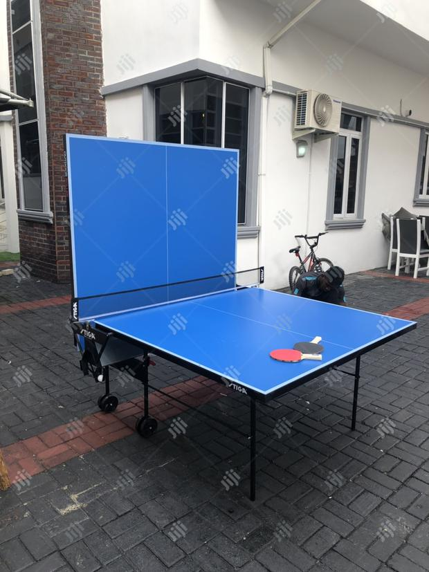 German Table Tennis