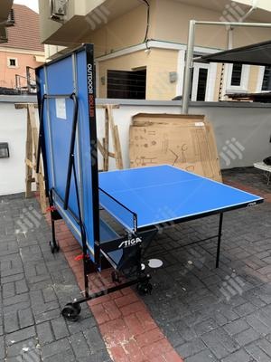 Stiga Outdoor Table Tennis (Water Resistant)   Sports Equipment for sale in Rivers State, Port-Harcourt