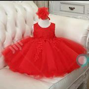 Girl's Princess Dress Fashion Lovely Princess Summer Dresses(White) | Children's Clothing for sale in Lagos State, Ikeja