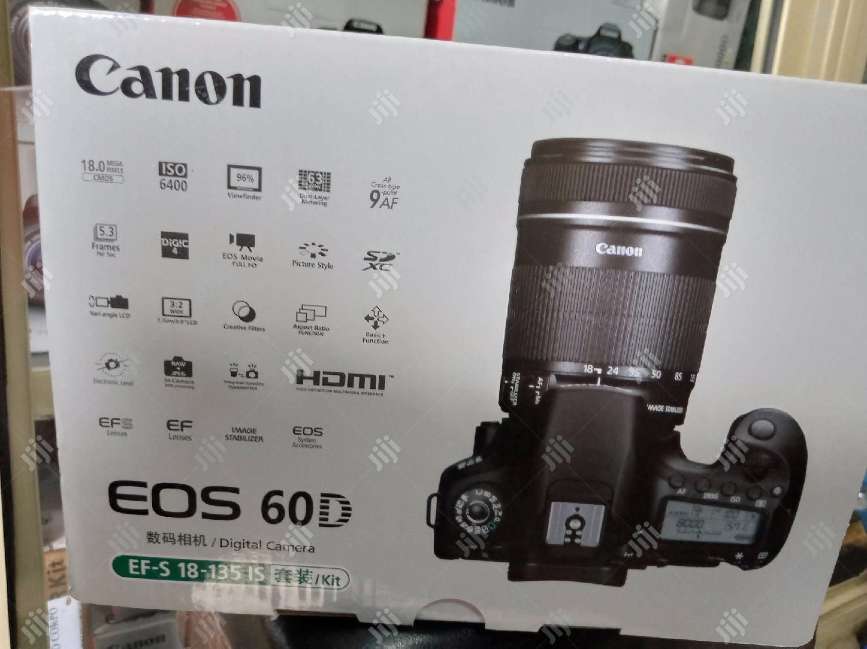 Canon EOS 60D -(18-135)