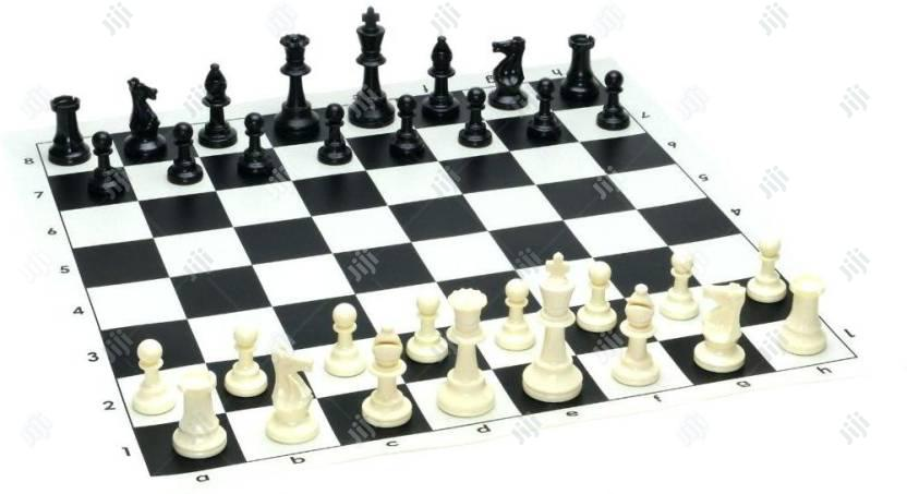 Archive: Standard Classic Chess Board Game