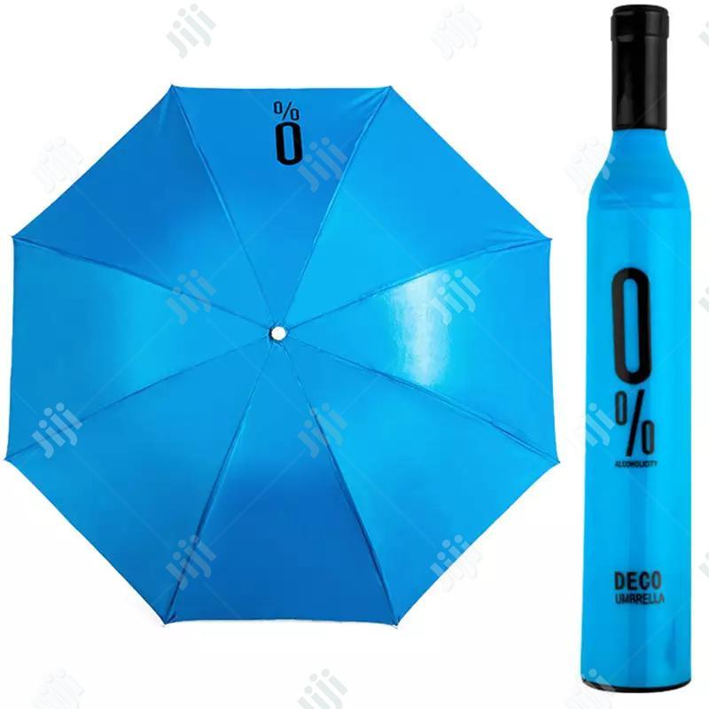 Archive: Wine Bottle Umbrella