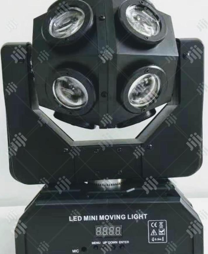 Archive: Moving Head Club Lights