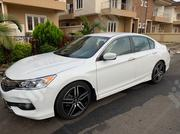 Honda Accord 2017 White | Cars for sale in Abuja (FCT) State, Central Business Dis