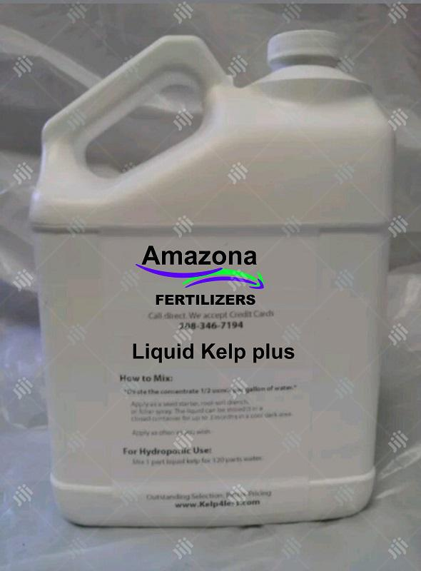 Humic Fertilizer Plus