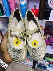 Fashionable Unique Beautiful Children Kids Girl Glittery Party Shoe   Children's Shoes for sale in Lagos State, Ifako-Ijaiye