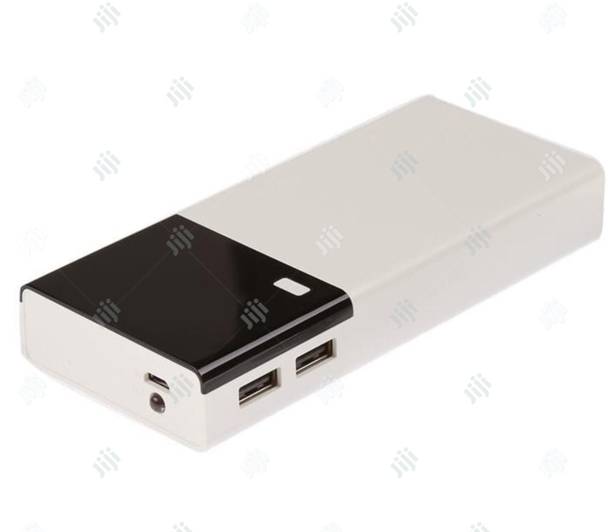 Smart Power Bank With Led