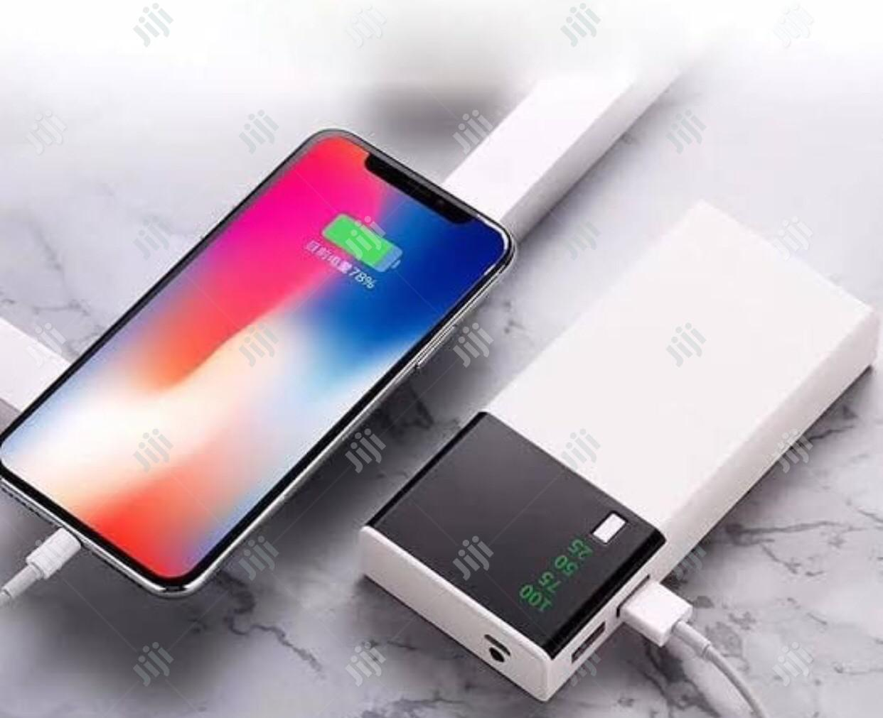 Smart Power Bank With Led | Accessories for Mobile Phones & Tablets for sale in Ilupeju, Lagos State, Nigeria