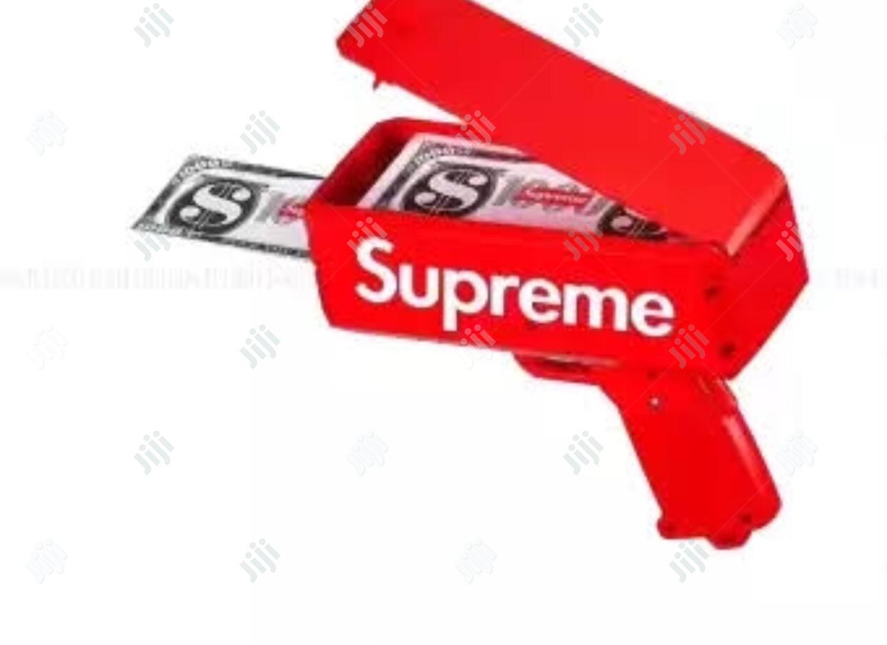Supreme Cash Cannon.