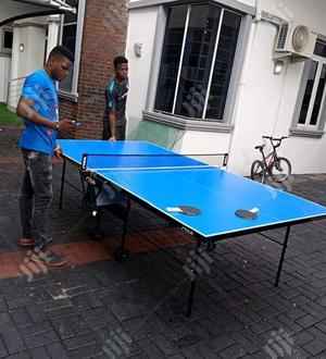 Stiga Outdoor Table Tennis Board Water Resistant Made in Germany | Sports Equipment for sale in Lagos State, Surulere