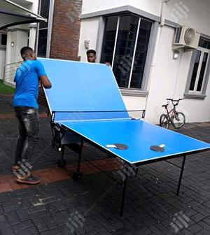 Stiga Outdoor Table Tennis Board Water Resistant Made in Germany | Sports Equipment for sale in Lagos State, Lekki