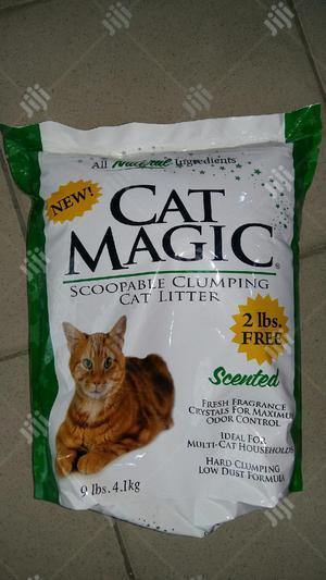 Cat Magic Cat Litter 4.1kg | Pet's Accessories for sale in Lagos State, Agege