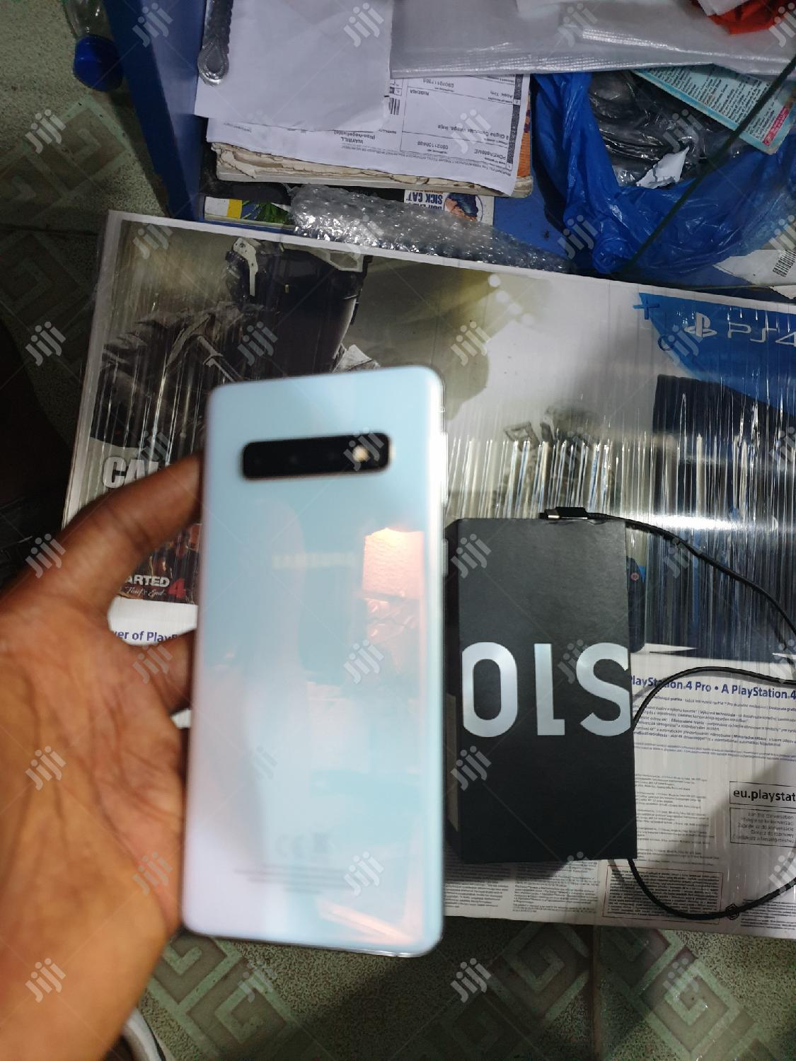 Samsung Galaxy S10e 128 GB White | Mobile Phones for sale in Ikeja, Lagos State, Nigeria