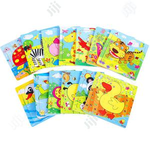 Kids Wooden Puzzle | Toys for sale in Lagos State, Surulere
