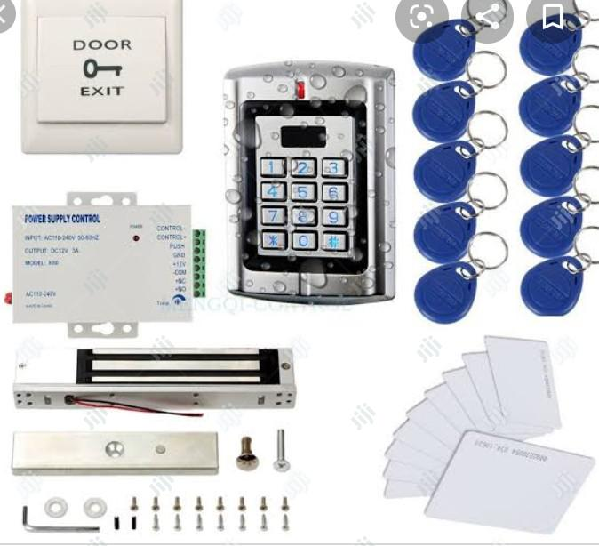 Access Control & Magnetic Lock   Computer Accessories  for sale in Ikeja, Lagos State, Nigeria