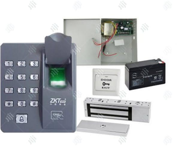 Access Control &Magnetic Lock