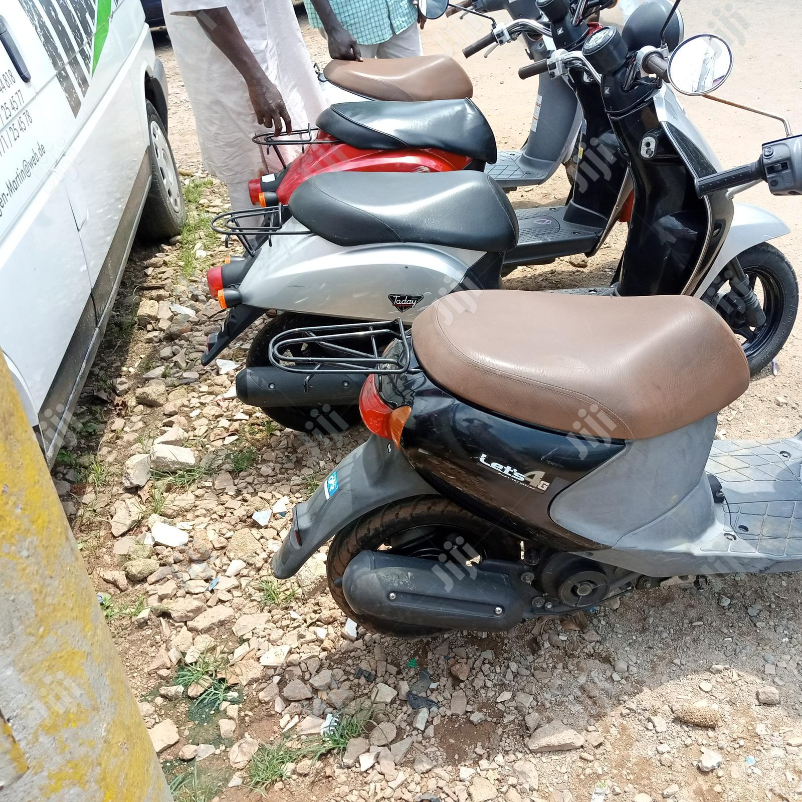 New Honda Today 1998   Motorcycles & Scooters for sale in Kaduna / Kaduna State, Kaduna State, Nigeria
