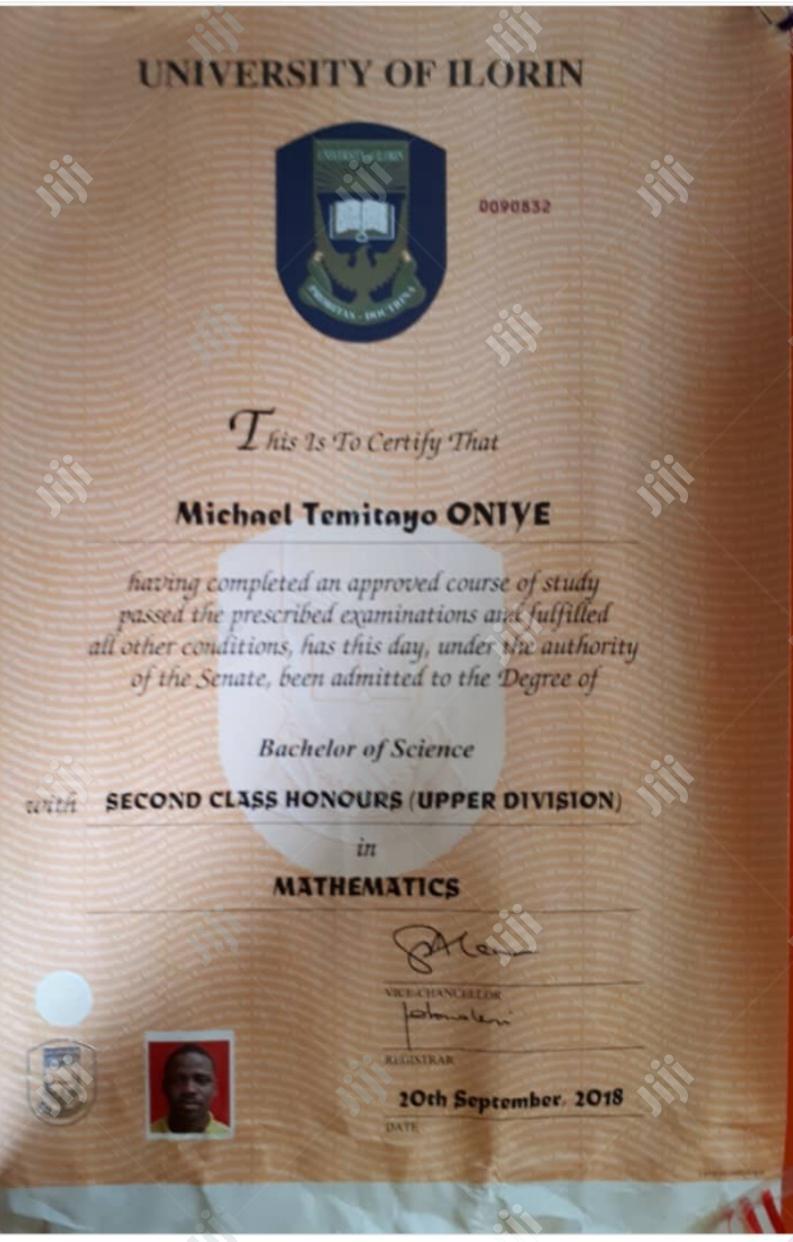 Teaching CV | Teaching CVs for sale in Lekki, Lagos State, Nigeria