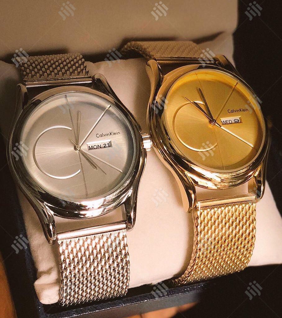 Archive: Calvin Klein Watch