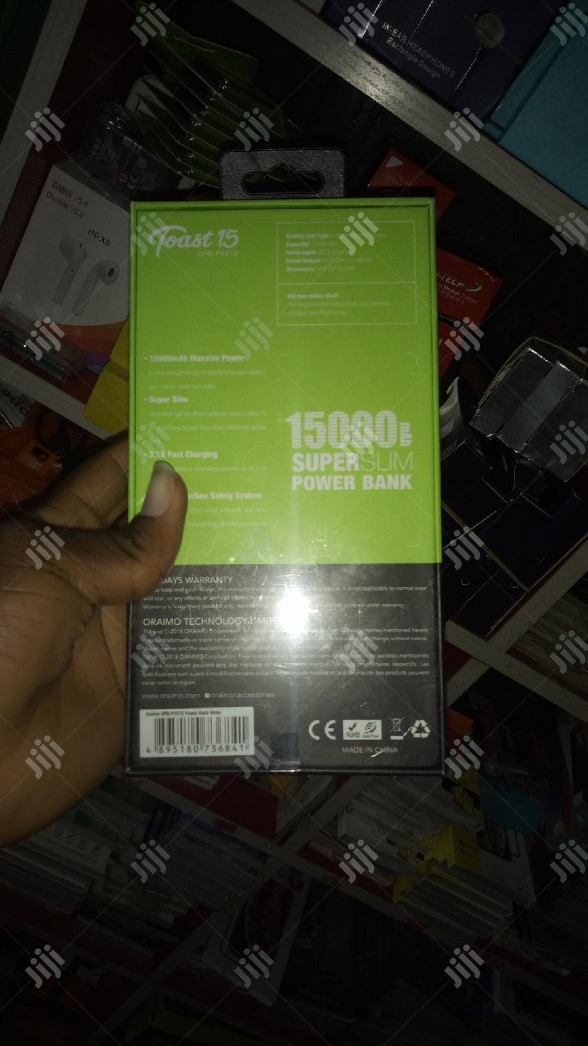 Oraimo Power Bank | Accessories for Mobile Phones & Tablets for sale in Egor, Edo State, Nigeria