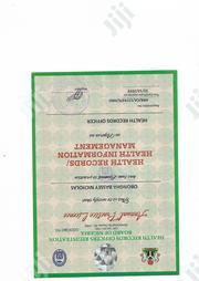 Medical Health Records Officer | Healthcare & Nursing CVs for sale in Cross River State, Calabar
