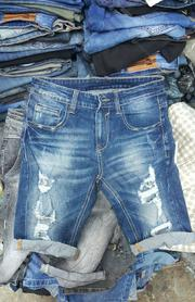 Jeans Short Unisex Clothing   Clothing for sale in Lagos State, Lagos Island