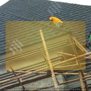 We Sell Gerard Stone Coated Roofing And PVC Water Gutter Milano | Building & Trades Services for sale in Lagos State, Apapa