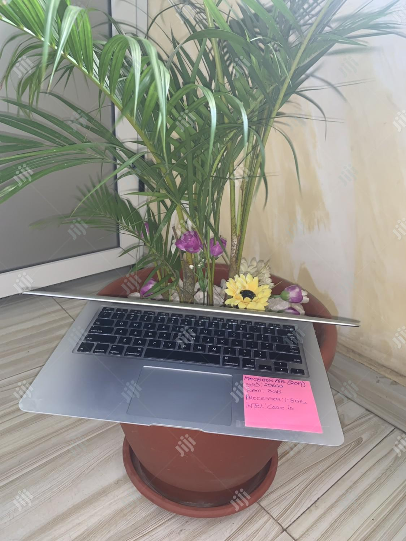 Laptop Apple MacBook Air 8GB Intel Core I7 SSD 256GB   Laptops & Computers for sale in Ikeja, Lagos State, Nigeria