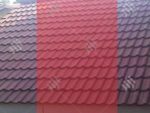 Original Gerard Stone Coated Roofing & PVC Rain Gutter Heritage | Building & Trades Services for sale in Lagos State, Orile