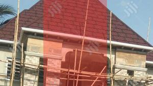 Original Gerard Stone Coated Roofing & PVC Rain Gutter Bond | Building & Trades Services for sale in Lagos State, Yaba