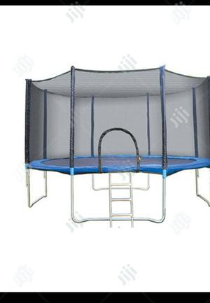 Brand New Bouncing Trampoline 10feet Is Available   Sports Equipment for sale in Lagos State, Surulere