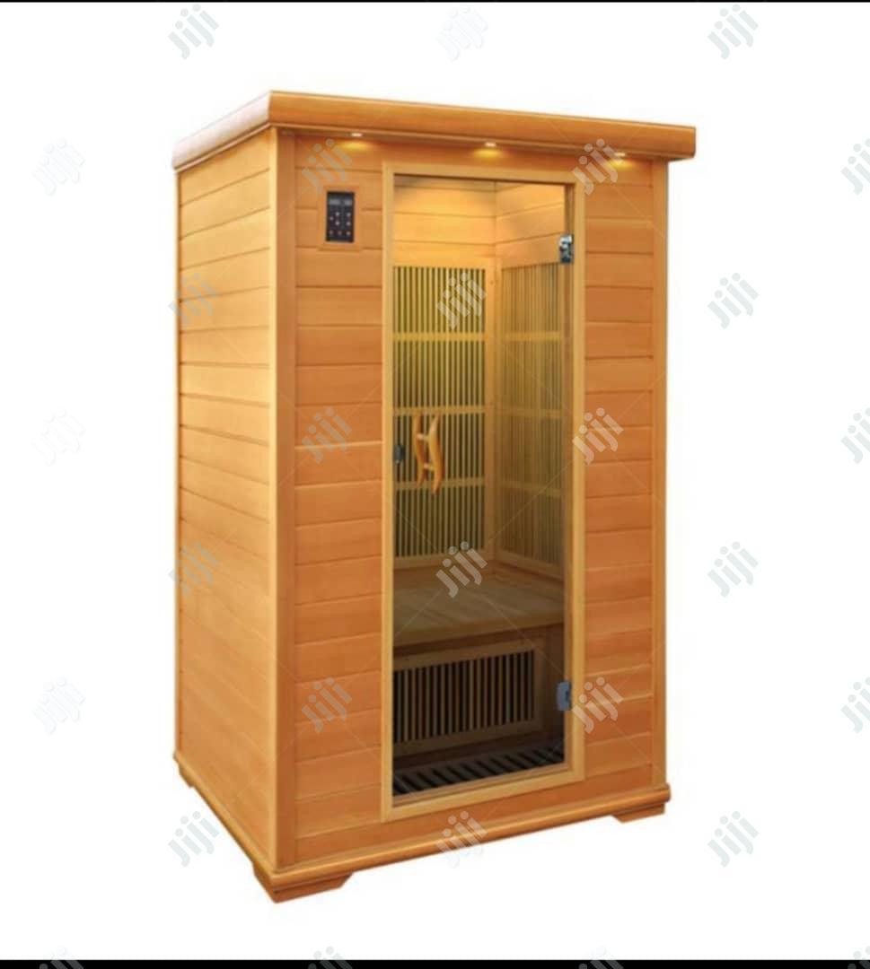 2user Steam Sauna
