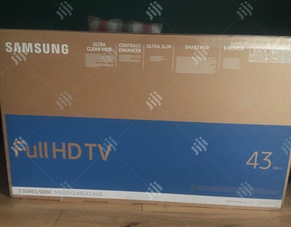 Samsung 43 Inches LED With Two Years Warranty