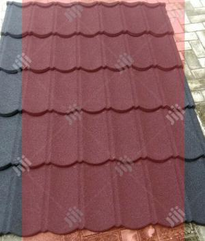 Anti Rust Gerard Stone Coated Roofing & PVC Rain Gutter Bond | Building & Trades Services for sale in Lagos State, Ibeju
