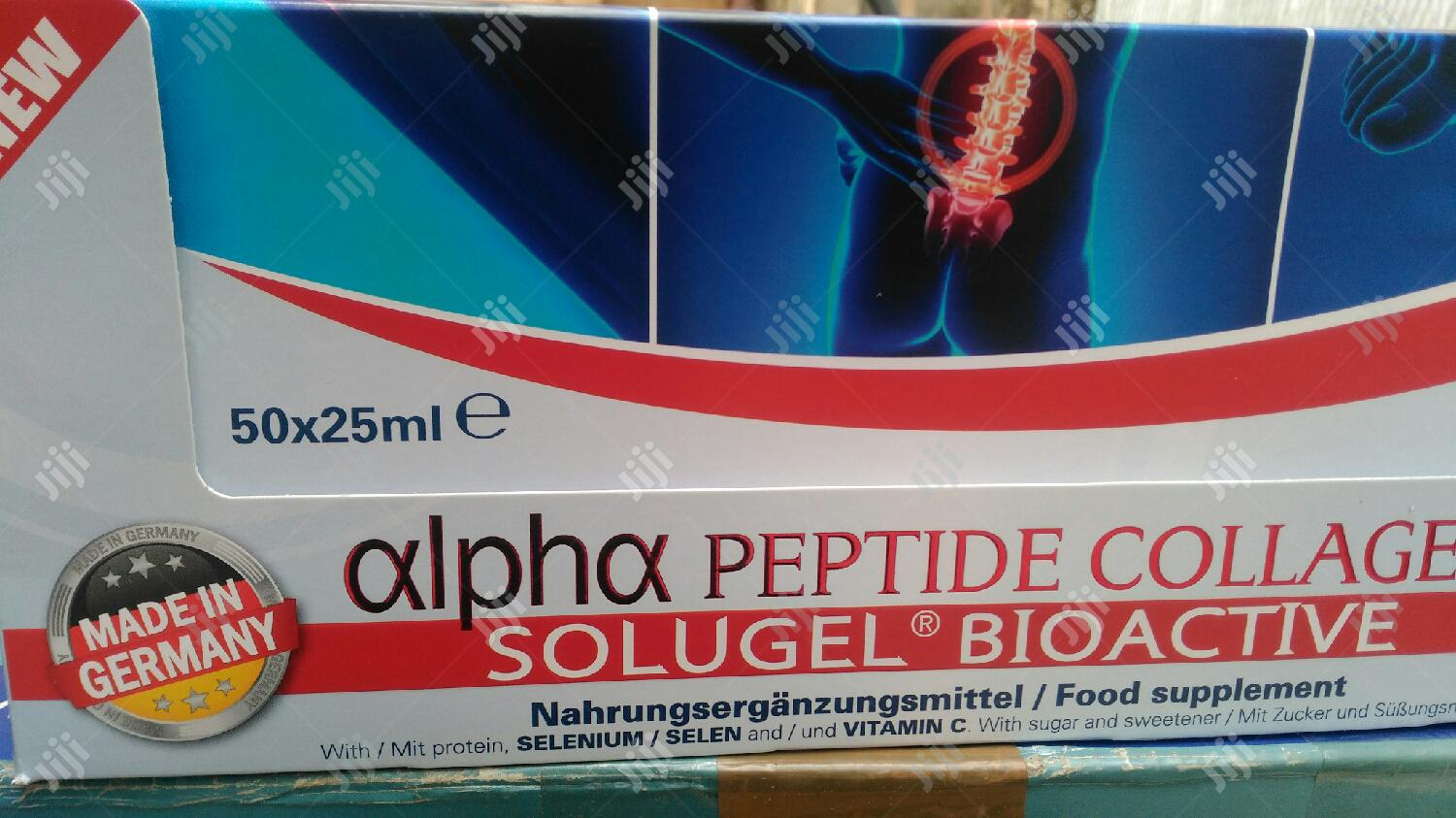 Archive: Alpha Peptide Collagen Liquid (For Joints)