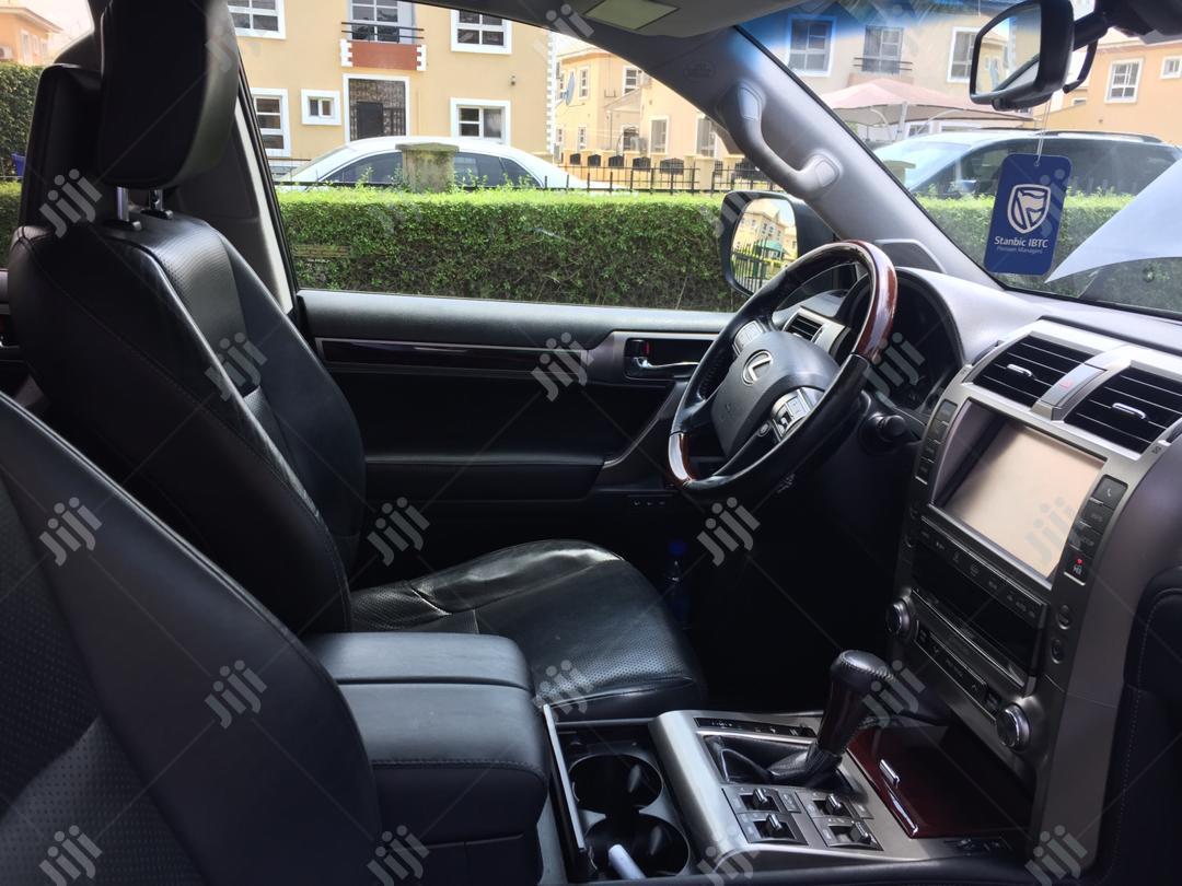 Lexus GX 2015 Black | Cars for sale in Ikeja, Lagos State, Nigeria