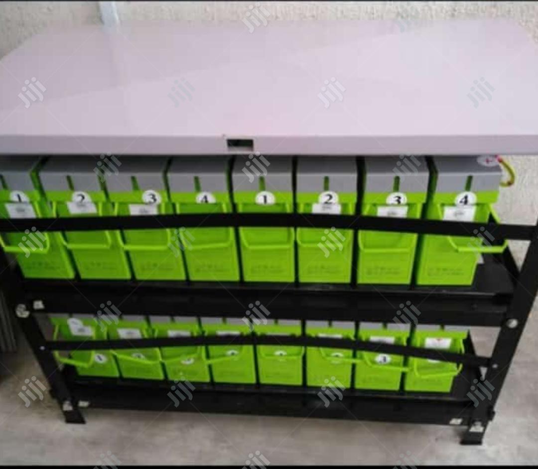 Archive: 200ah 12v MONBAT Solar Batteries