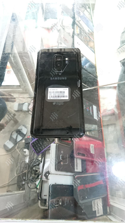 Samsung Galaxy S9 Plus 64 GB Black   Mobile Phones for sale in Ikeja, Lagos State, Nigeria