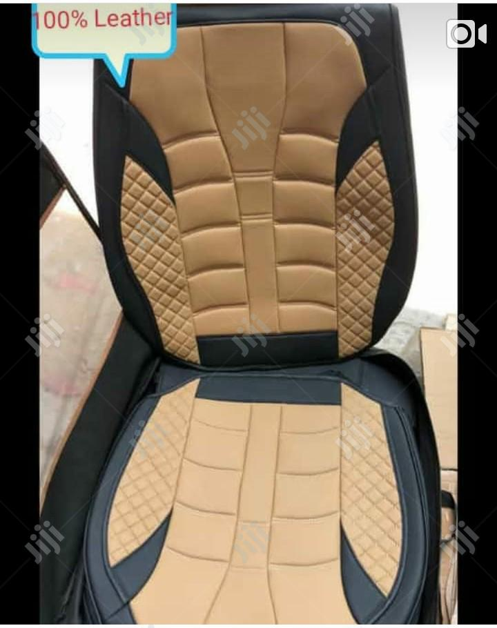 Front And Back Seat Support