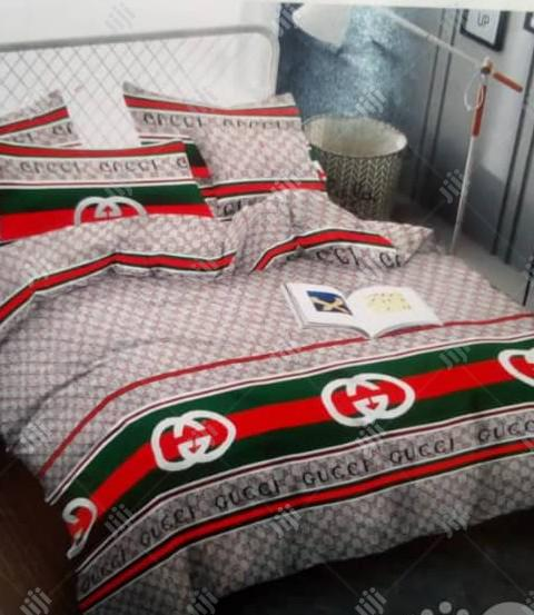 Gucci Duvet And Bedsheets