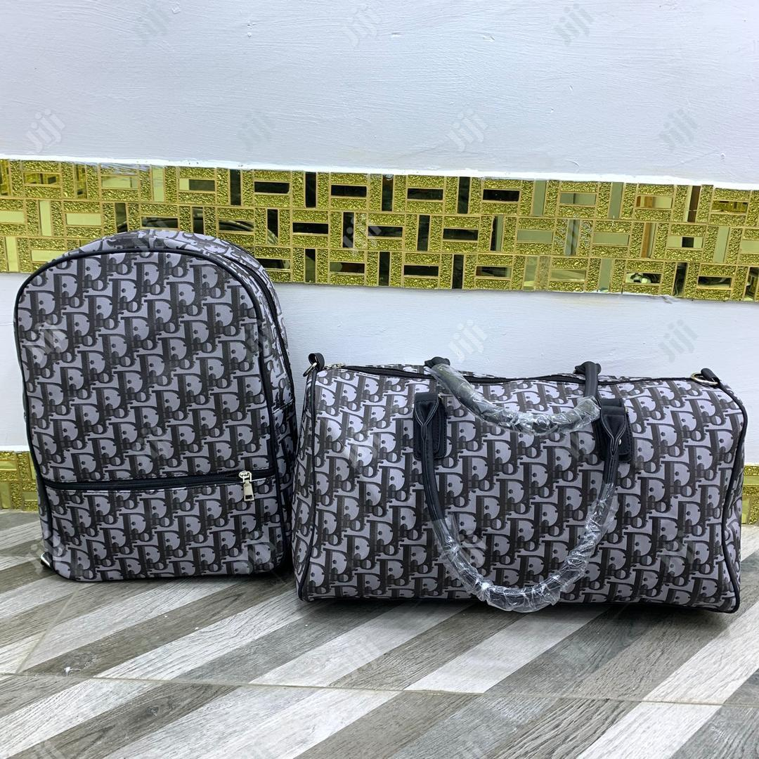 Dior Handcarry Bag And Backpack Available As Seen Order Yours Now