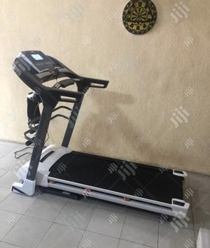 2.5hp Treadmill With Massager | Sports Equipment for sale in Abuja (FCT) State, Bwari