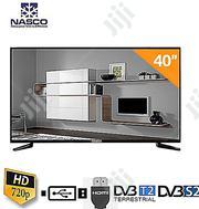 "Nasco 40"" Digital LED Satellite TV With Built In Voltage Regulator   TV & DVD Equipment for sale in Kaduna State, Kaduna"